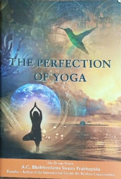 Perfection of Yoga:ENGLISH