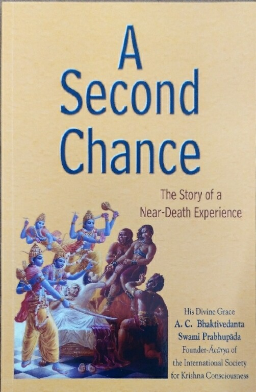 Second Chance:ENGLISH