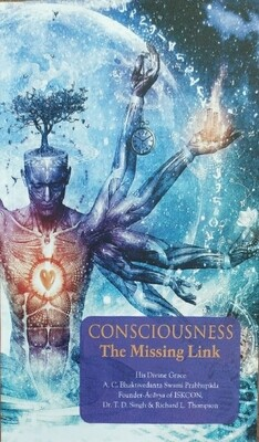 Consciousness - Missing Link:ENGLISH