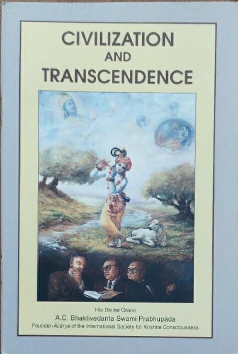 Civilization & Transcendence:ENGLISH