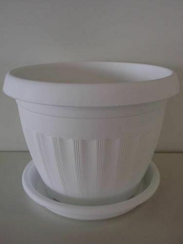 Афродита-2 с поддоном белый (1,4л)