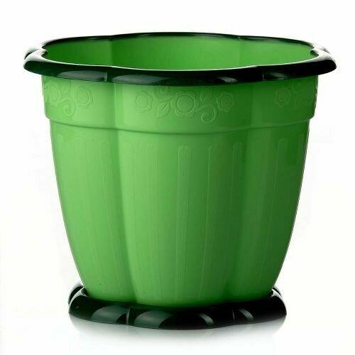 Восторг с поддоном 3л зеленый