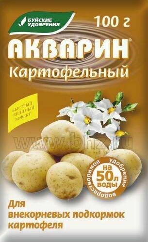 Акварин Картофельный  БХЗ 0,1кг