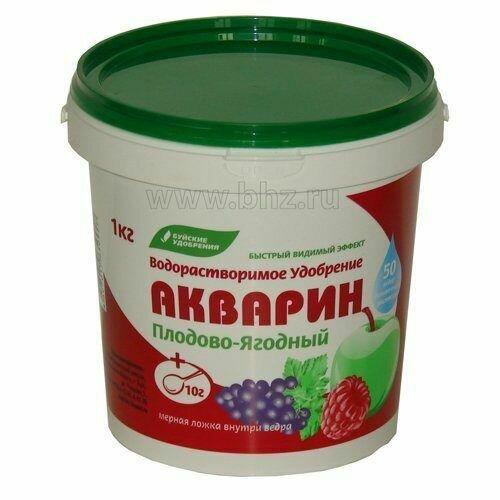 Акварин Плодово- ягодный  БХЗ 1кг ведро