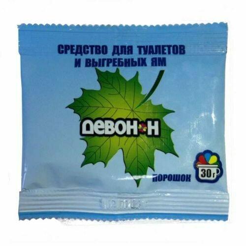 Девон 30г пакет для сад. туалетов/50шт Дефанс