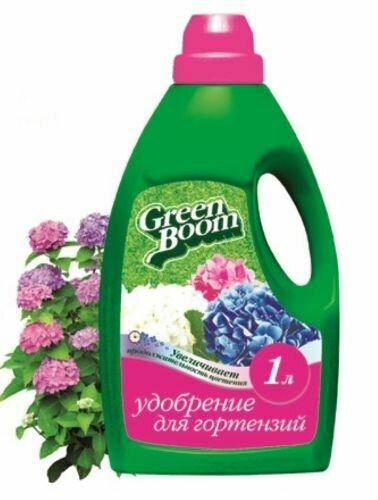 ЖКУ для гортензий 1л Грин Бум (6) Фаско