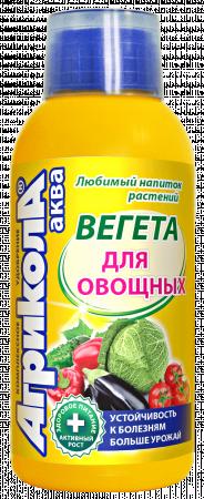 ЖКУ для овощей  Агрикола-аква Вегета 0,25л 04-504 Техно