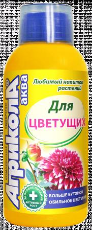 ЖКУ для цветущих раст Агрикола 250мл (25шт) 04-442 Техно