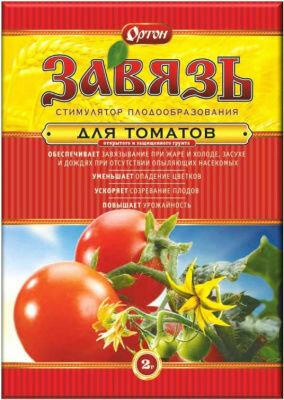 Завязь (томаты)  2гр ортон (150шт)