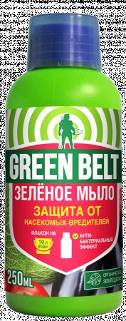 Зеленое мыло 250мл Техно (25шт) 01-675
