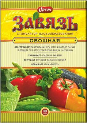 Завязь овощная 10гр ортон (100шт)