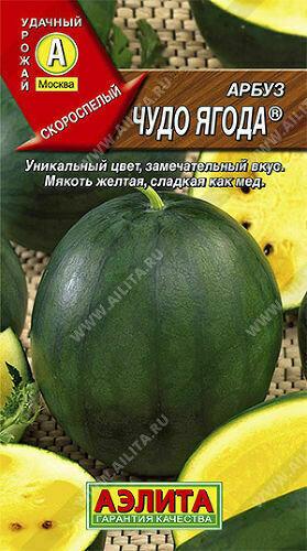 Арбуз Чудо ягода  1гр Аэ Ц