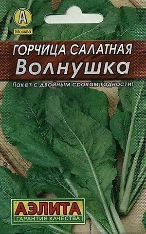 Горчица Волнушка салатная Аэ ЛИДЕР