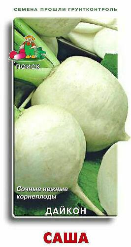 Дайкон Саша П+ Ц