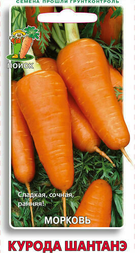 Морковь Курода Шантанэ  2гр П+ Ц *