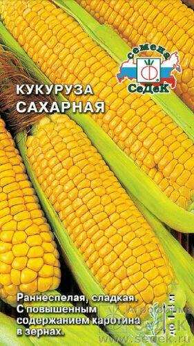 Кукуруза Сахарная (СД)