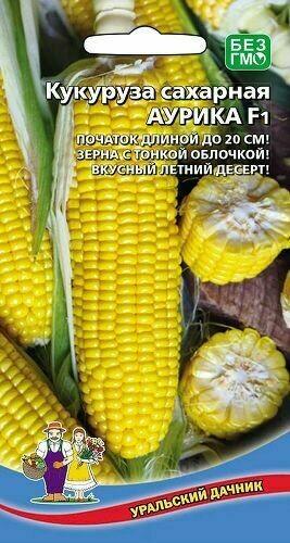 Кукуруза Аурика сахарная (УД) Новинка!!!