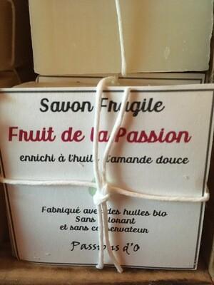 Savon solide parfumé fruit de la passion