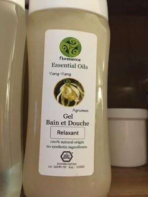 Gel bain et douche 100% naturel Relaxant