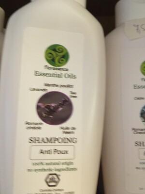 Shampoing 100% naturel anti poux