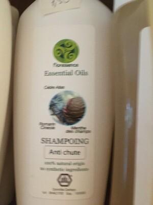 Shampoing 100% naturel anti chute