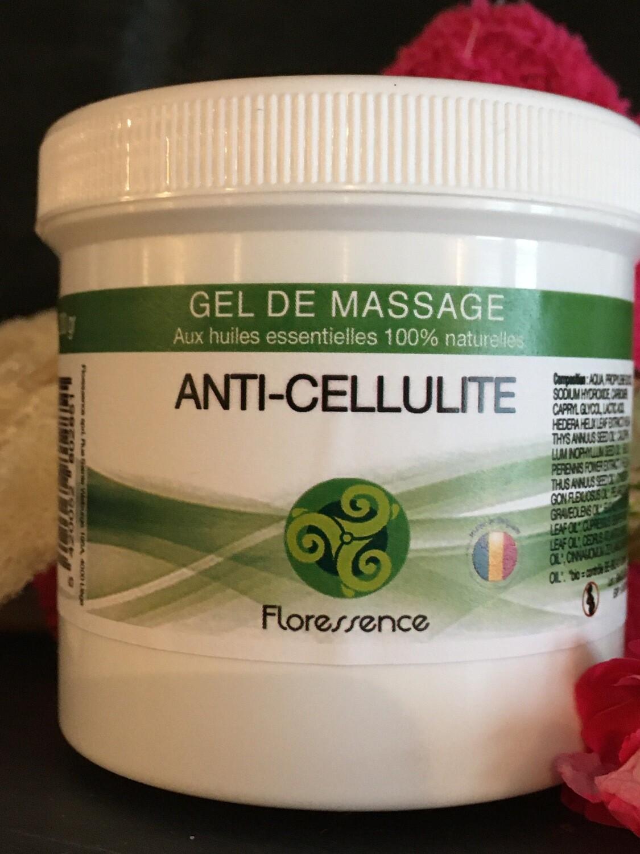 gel de massage anti cellulite