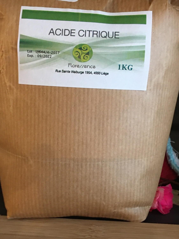 Acide citrique