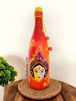 Durga Decorative Bottle