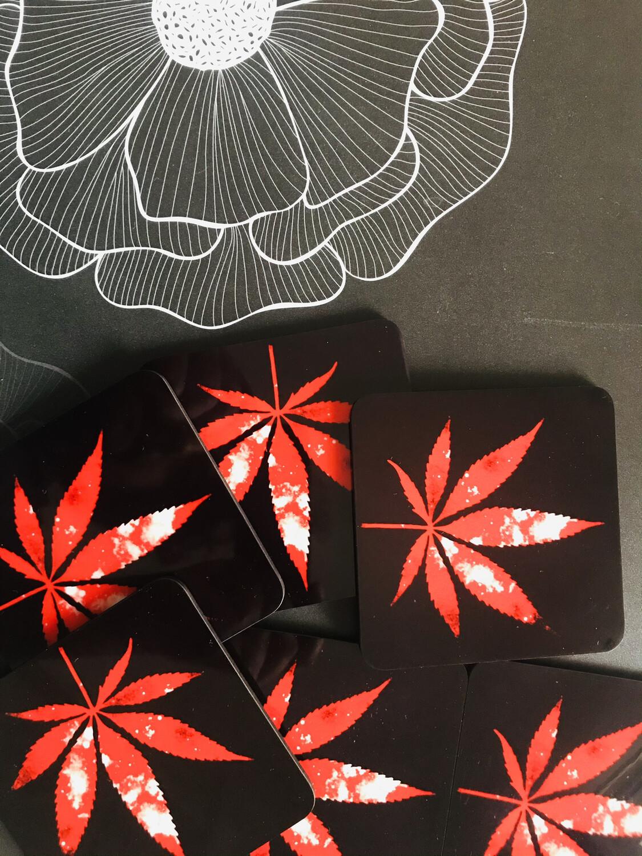 Hemp Coasters