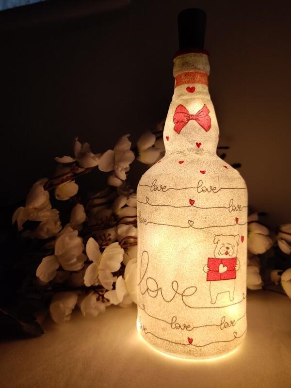 Love Beat Bottle
