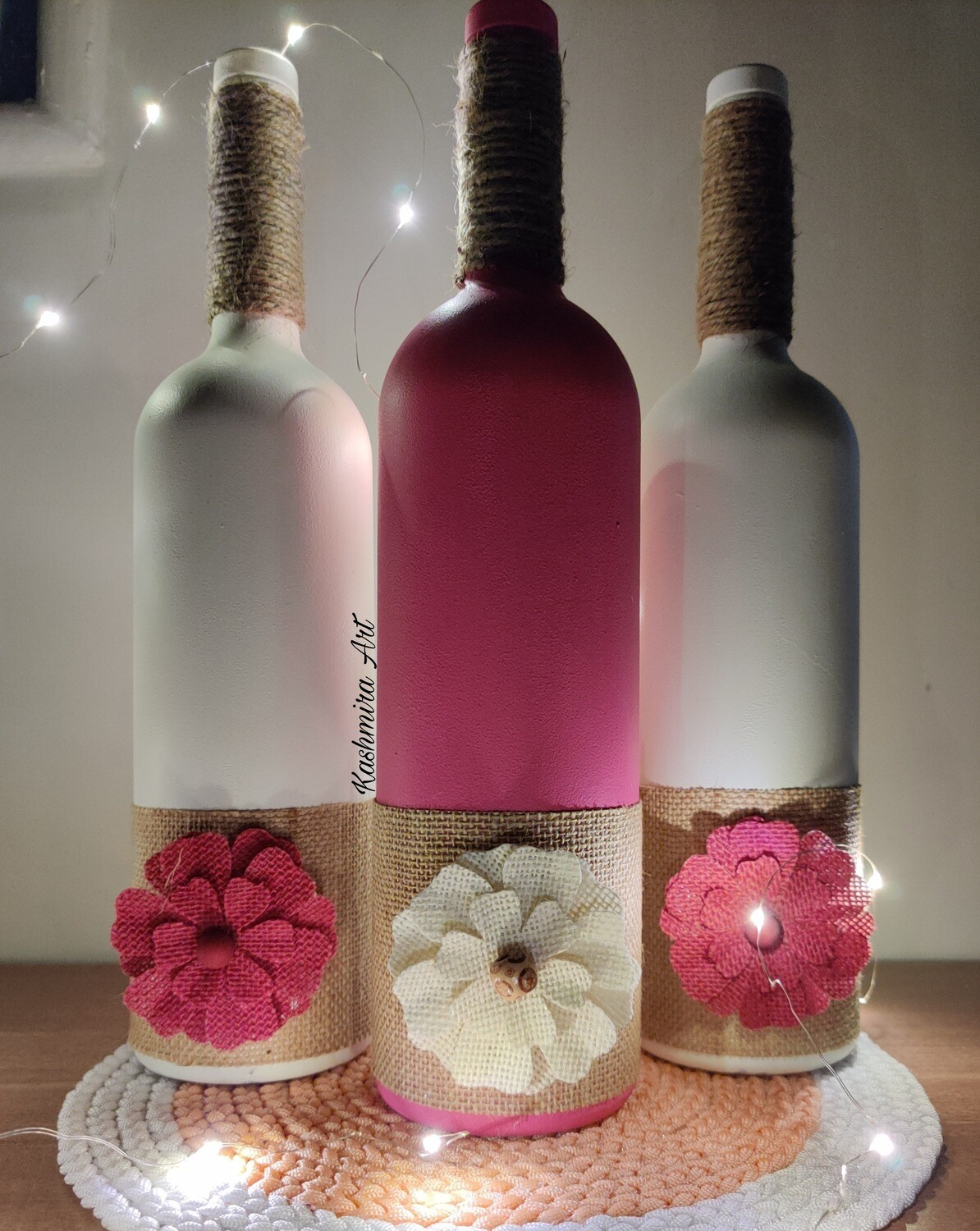 Home Sweet Home Decorative Bottles