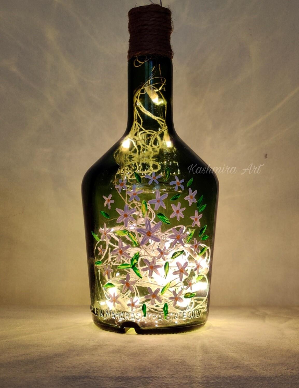 VAT69 Bottle Lamp