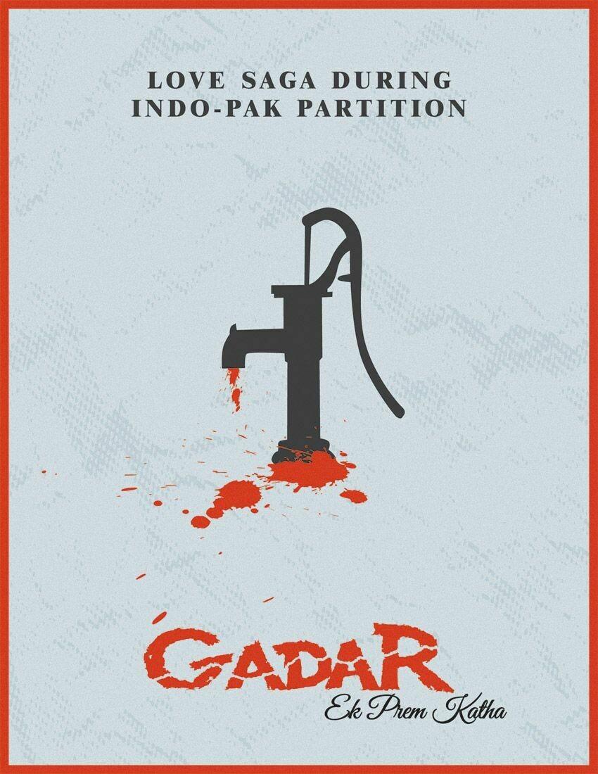 Gadar Ek Prem Katha Wallpaper Art