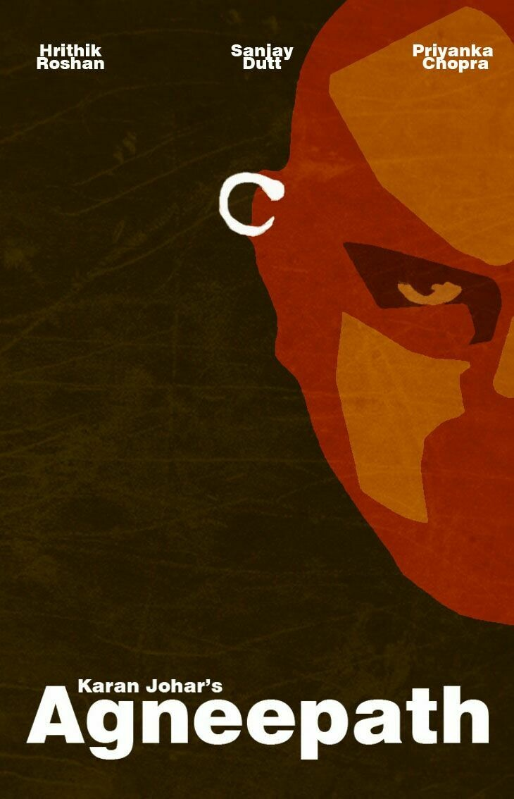 Agneepath Movie Wallpaper Art