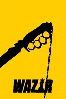Wazir Movie Wallpaper Art