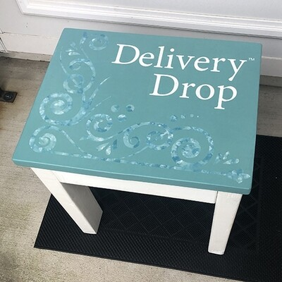 Agave Top/White Base Delivery Drop™ - Premade