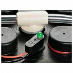 Indicador nivel agua batería