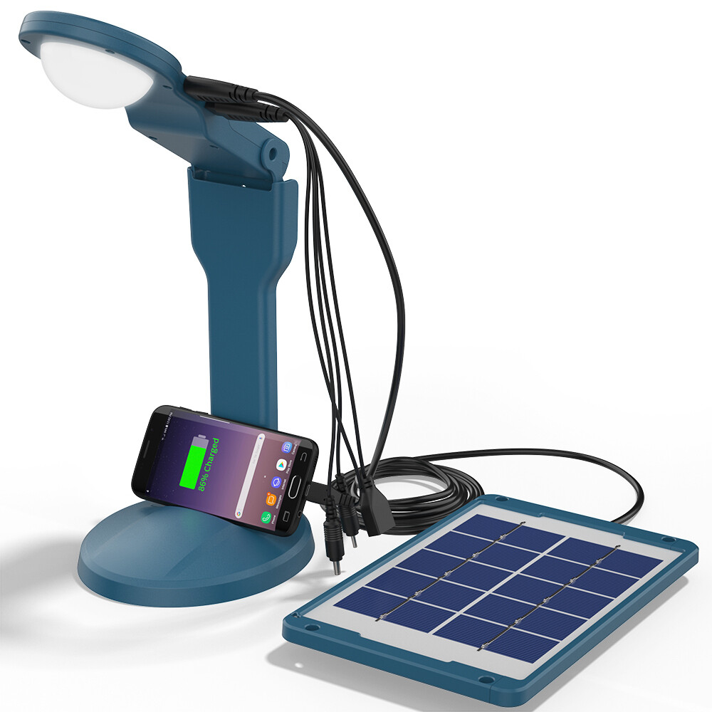 OMNIVOLTAIC L190 Rugged Solar Lantern