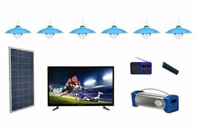 "Home Entertainment 24"" TV Kit"