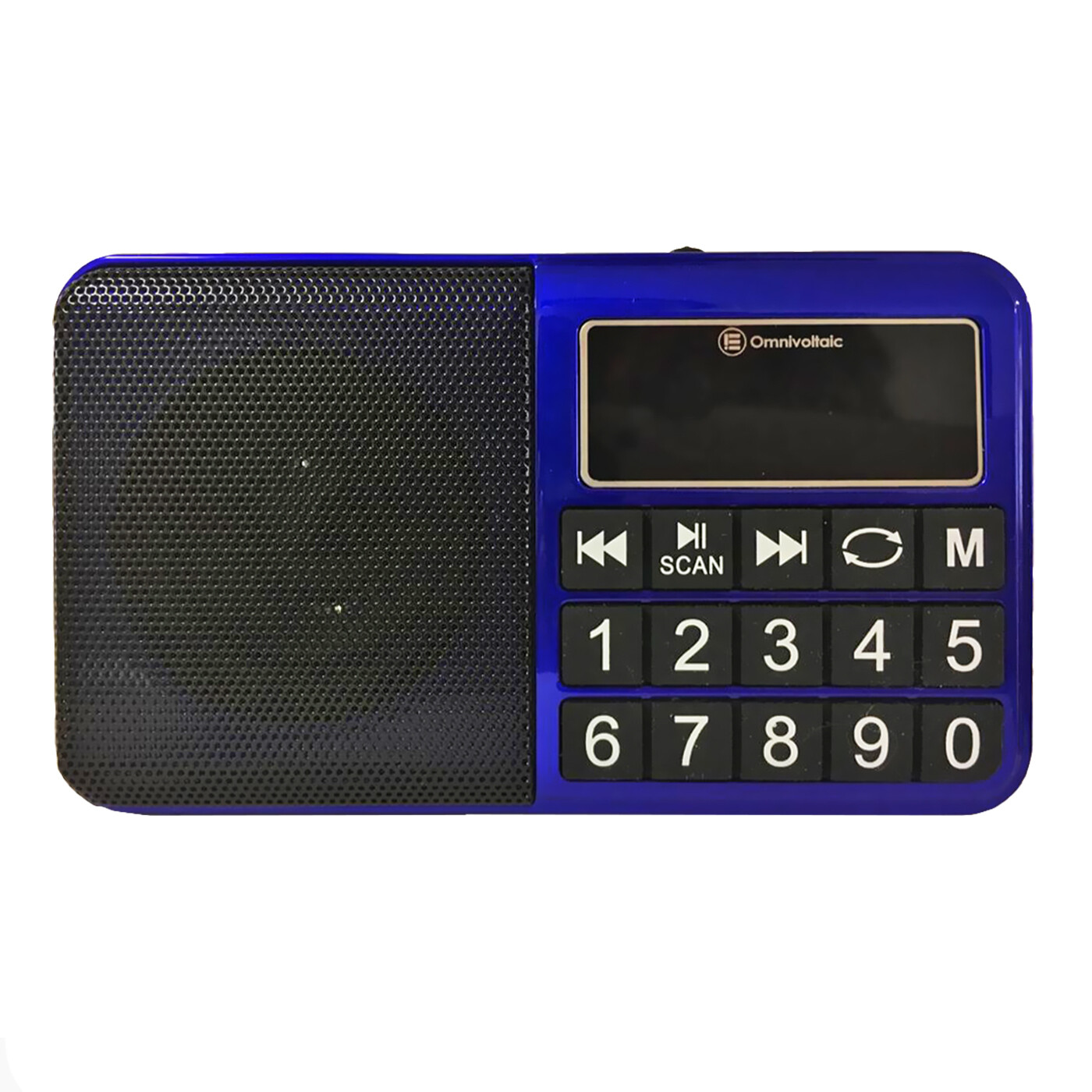 Solar Powered Digital Radio