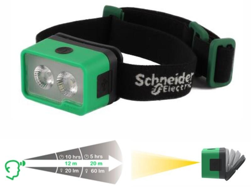SCHNEIDER Mobiya Front Headlamp