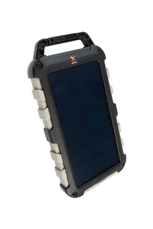 XTORM Robust Solar Powerbank