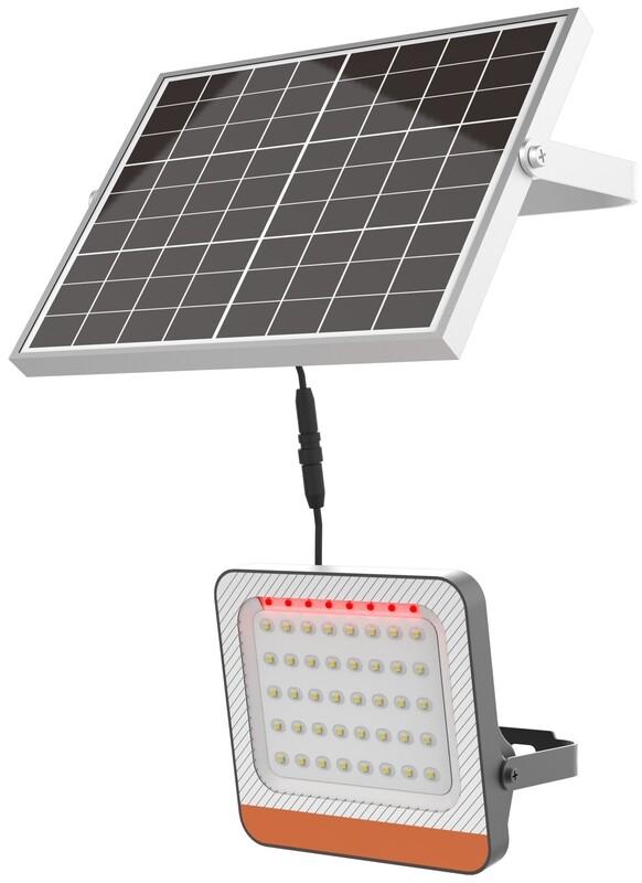 OMNIVOLTAIC Pico Solar Security Light 40W