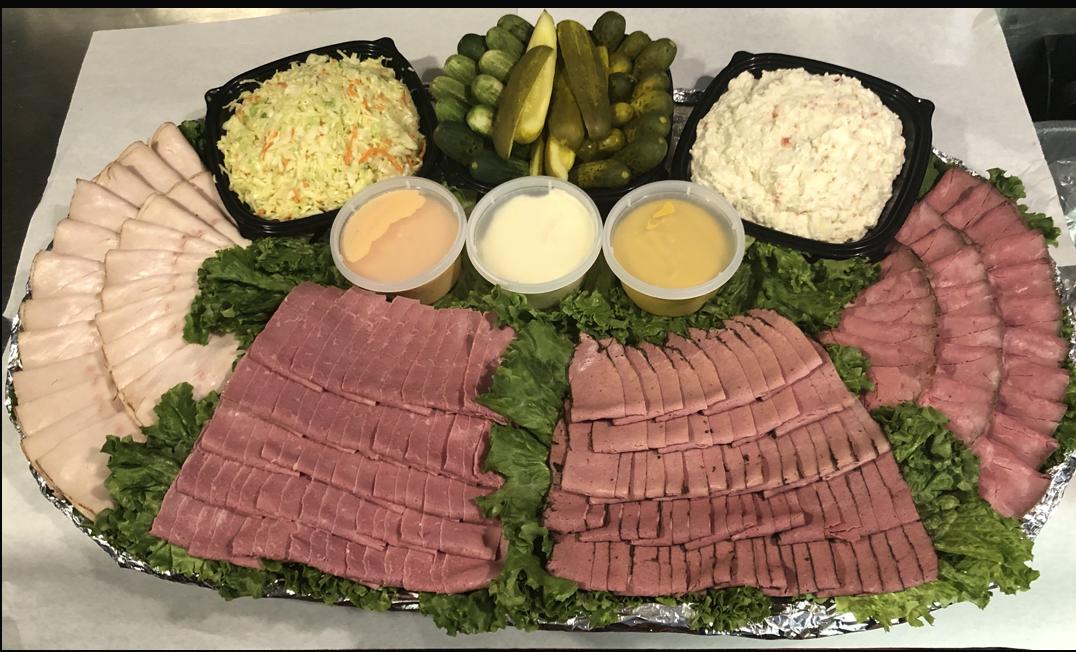 Buffet Platter (per person - min 10)