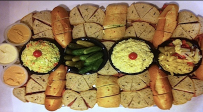 Sandwich Platter (per person - min 10)