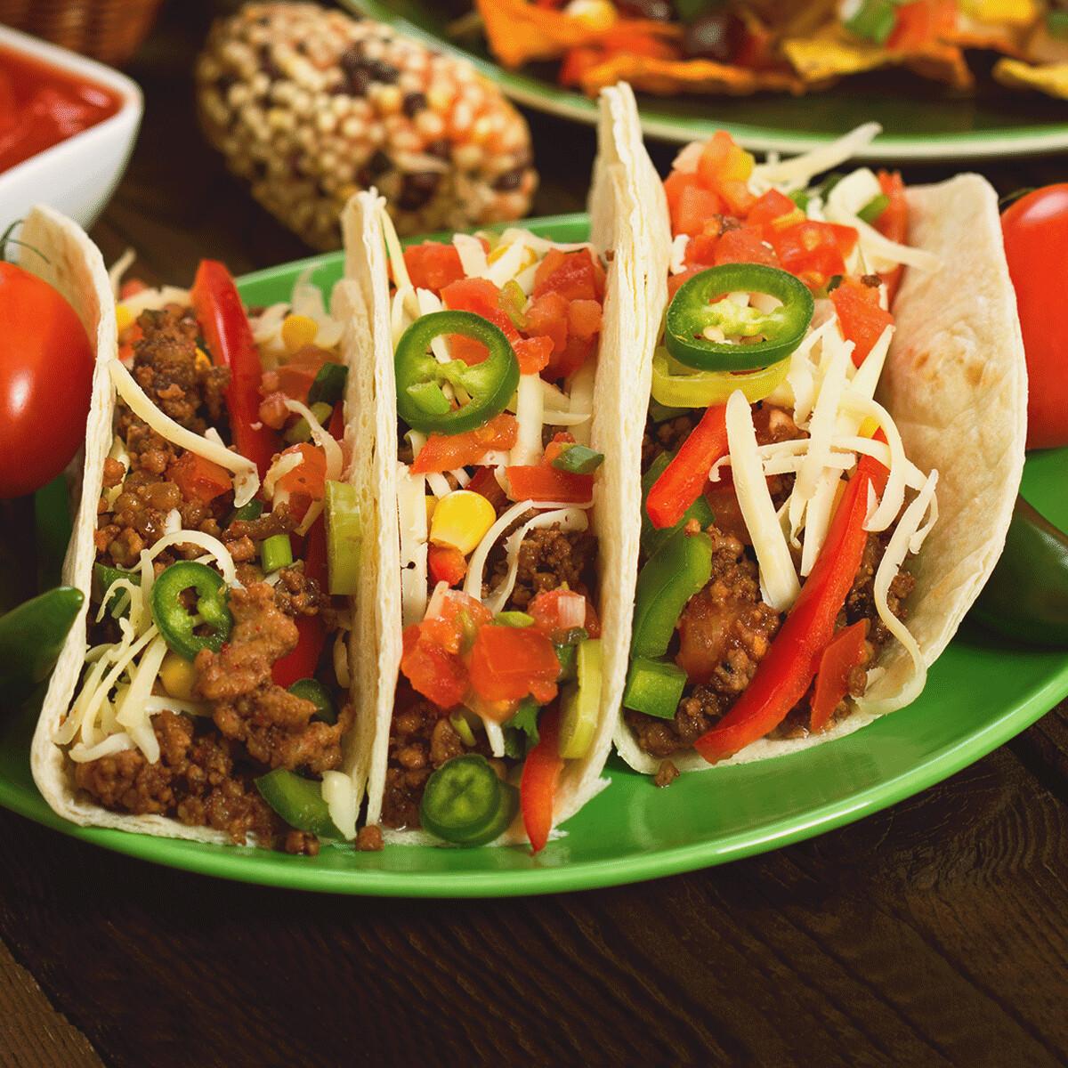SAMPLE. Chicken Taco
