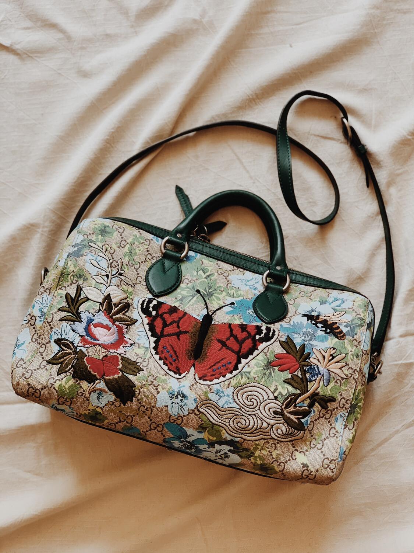 Gucci Boston Bloom Bag