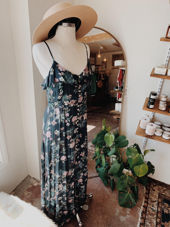 Women Dress Forum Sm Maxi Dress Floral