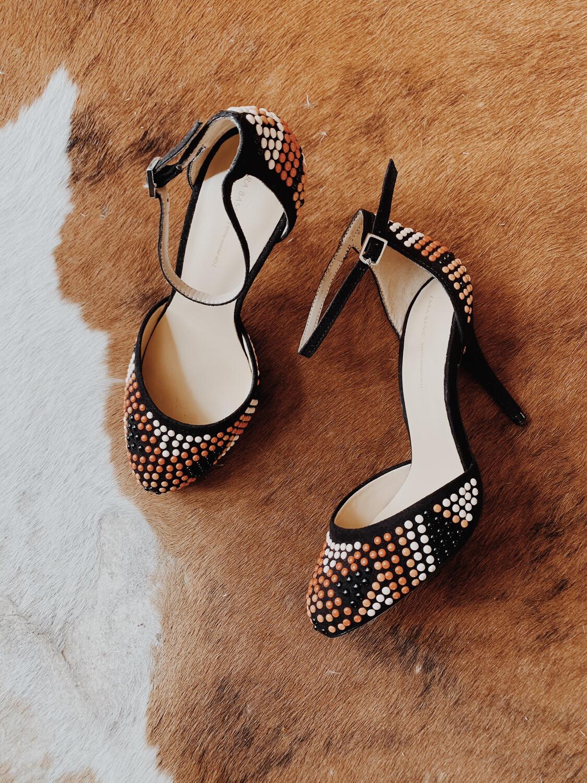 Women Zara 36 Heel