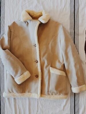 Men Town'n Ranch XL Vintage Sherpa Coat